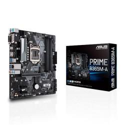 Mb Intel 1151 Asus Prime B365M-A (90Mb10N0-M0Eay0) Soporta 8va9na Gen y DDR4