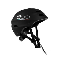 Casco Fiat - Talle M - Color Negro