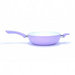 Wok ceramica 26 cm Lila Carol linea Soft (47127)