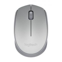 Mouse Wireless Logitech M170 Silver