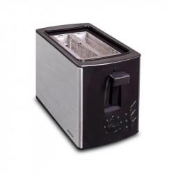 Tostadora Hitachi Hto-P100Ar Inox 850W
