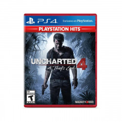 Juego Físico Uncharted 4 A Thief's End Sony