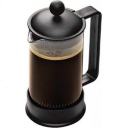 Cafetera Brazil 3 poc Negra Bodum (1543-01)