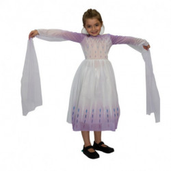 Disfraz Disney Frozen 2 Elsa Coronación Talle 0 (CAD 1040)