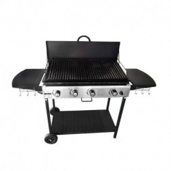 Parrilla a Gas Bram Metal 21181/9