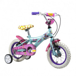 "Bicicleta Disney Minnie Rodado 12"" (121112)"