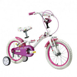 "Bicicleta Disney Minnie Rodado 16"" (161112)"