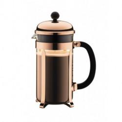 Cafetera Chambord 8 poc Cobre Bodum (1928-18)