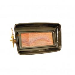 Pantalla con válvula de gas natural y termocupla Brogas 560-E