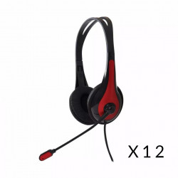 AURICULAR C/MIC VINCHA ONE FOR ALL SV5341 PC PACK X12