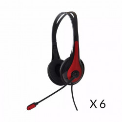 AURICULAR C/MIC VINCHA ONE FOR ALL SV5341 PC PACK X6