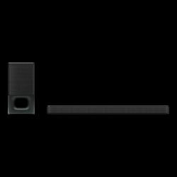 Sound Bar de 2.1canales con potente subwoofer inalámbrico y tecnología BLUETOOTH® | HT-S350