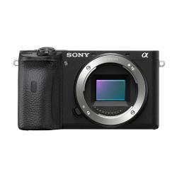 a6600: cámara APS-C con montura tipo E de alta calidad
