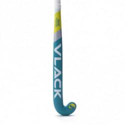 Palo de hockey Vlack Kifaru Fibreglass amarillo Verde 05