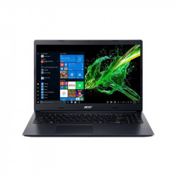 "NOTEBOOK ACER CEL N4000 ASPIRE 3 4GB 500GB 15"" FHD W10HSL BLACK"