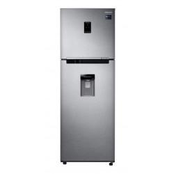 Heladera Samsung Rt32 Rt32k5930sl Acero Silver Inverter 320lts No Frost Silver Dmaker