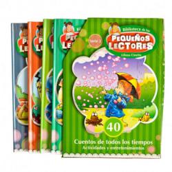 Colección de cuentos Pequeños Lectores