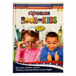 Libro de inglés I love English