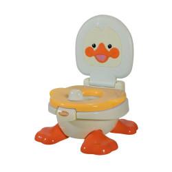 Pelela Bebitos DA 6810 Pato naranja