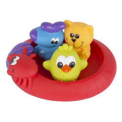 Juguete didáctico Playgro SPLASH AND FLOAT FRIENDS