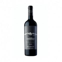 Vino Andillian Malbec Chacayes x6