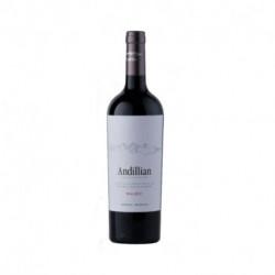 Vino Andillian Malbec Lujan de Cuyo x6