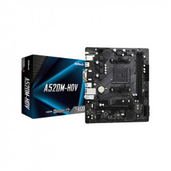 Mb Amd Am4 Asrock A520M-HVS