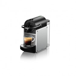 Cafetera Nespresso Pixie Aluminio 07Lts 19Bar