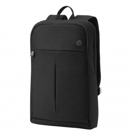 Mochila HP prelude Row backpack Negro y Gris Oscuro