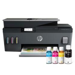Impresora Multifunción HP Impresora Smart Tank 615