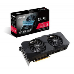 Placa De Video Amd Asus Radeon Rx 5600 Xt 6gb Dual Evo Fans