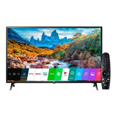 Tv 43' LG Smart 4k Uhd 43um7630psa Os Ips Hdr