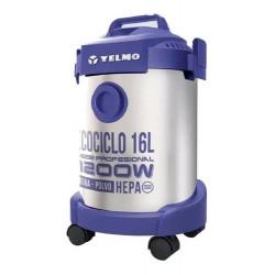 Aspiradora Yelmo Ecociclo Pro As-3314 16l Plata Y Violeta 22