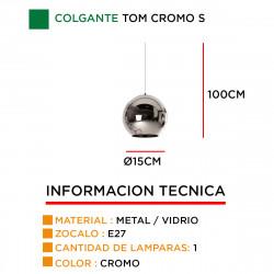 LÁMPARA GLOBO FILAMENTO 8W LED ROSCA E-27 G-125