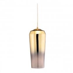 Lampara LAMPARA COLGANTE Lanin Vidrio Espejado Cobre/oro 1 Luz Led