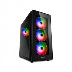 Gabinete Sharkoon Tg5 Pro Rgb Black