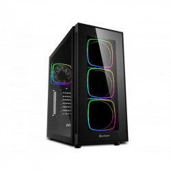 Gabinete Sharkoon Tg6 Rgb Black