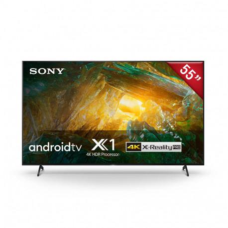 Smart TV Sony Led 55 Pulgadas 4k Android TV Netflix Youtube