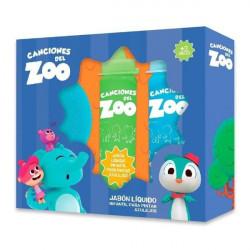 Jabon Liquido Pinta Azulejos Infantil Canciones del Zoo