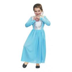 Disfraz Elsa Celeste Frozen 2 New Toys Disney Princesas