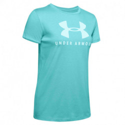 REMERA UNDER ARMOUR GRAPHIC CLASSIC CREW MUJER