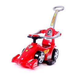 Pata Pata Andarin Andador Caminador Bebe Rainbow Racer Rojo