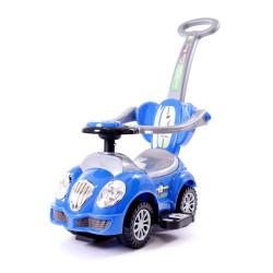 Pata Pata Andarin Andador Caminador Bebe Rainbow Nubbi Car Azul