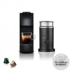 Cafetera Nespresso Essenza Mini C Aeroccino Aero