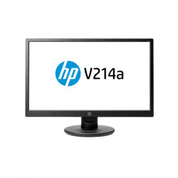 """Monitor Led 21"""" Hp V214A Fhd Vga Hdmi 5Ms Parlantes"""