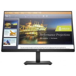 Monitor Led 215 Hp P224 - Fhd Vga Hdmi D Port