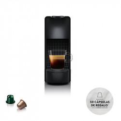 Cafetera Nespresso Essenza Mini C Negra 06Lts 19Bar