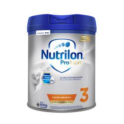 Nutrilon Profutura 3: Leche Infantil en Polvo 800 G: 1 Lata