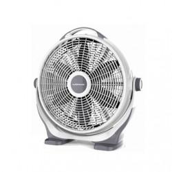 Ventilador turbo de piso de 20 pulgadas semi industrial Winco. Envíos a todo el país.