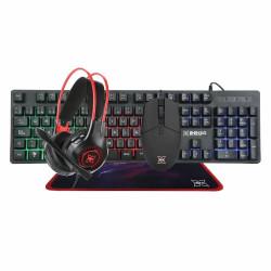Combo Gamer Big Ninja (IUD IMC-406) Teclado+Mouse+Auriculares
